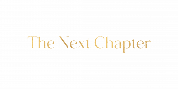 the next chapter - logo